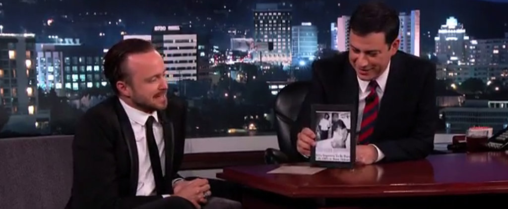 Hear Aaron Paul Tell the Unbelievable Story of His Birth