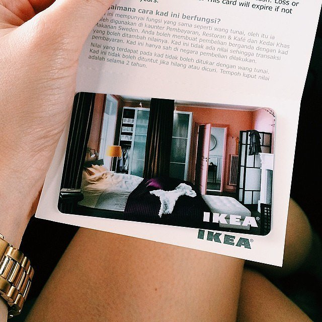 Utilize Ikea's Moving Program and Get $25 For Free