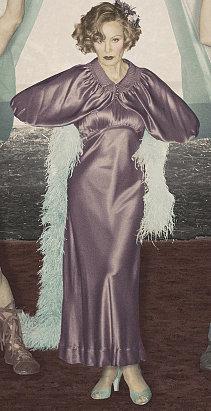 Elsa Mars, the Ringleader (Jessica Lange)