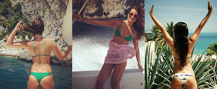 16 Sexy Pictures of Lea Michele's Bikini Body From Every Angle