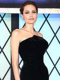 A 'Radiant' Angelina Jolie Arrives in Malta