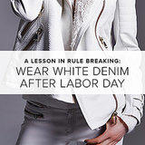White Denim | Shopping