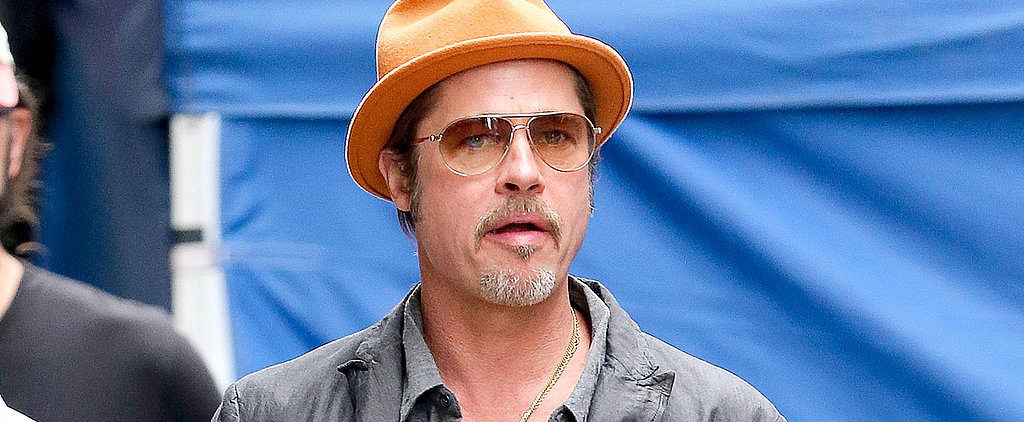 What Honeymoon? Brad Pitt Goes on a Solo Outing in NYC