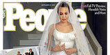 Angelina Jolie's Wedding Dress Revealed