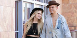 Ashlee Simpson Weds Evan Ross At Diana Ross' Estate