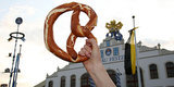 Oktoberfest Facing Pretzel Shortage If German Bakers Go On Strike