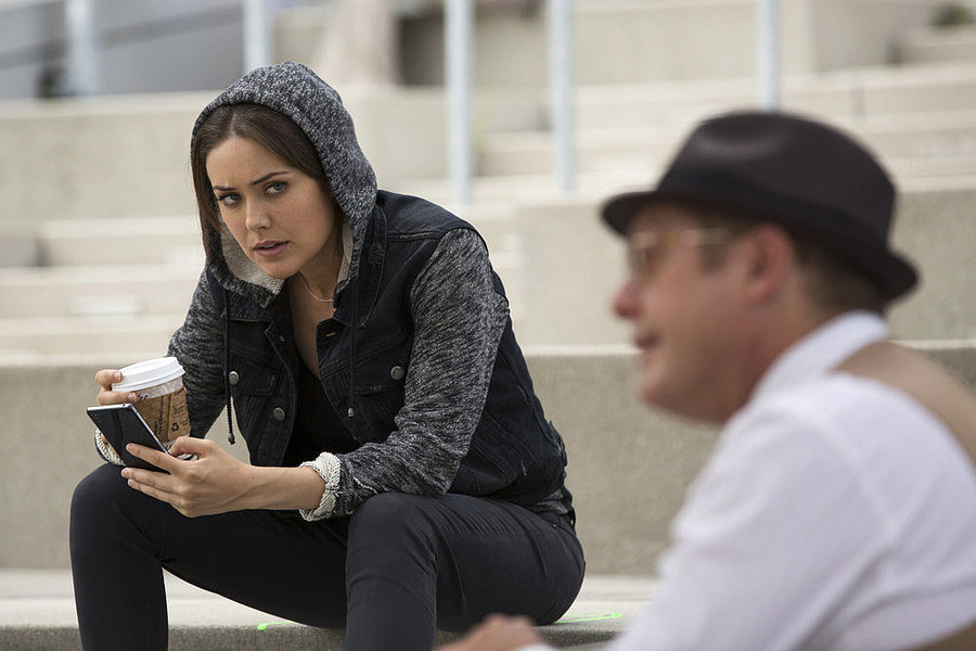 The Blacklist Season 2 Premiere Pictures Are Here!