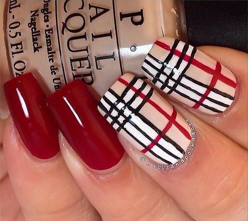 Fashion Designer-Inspired Manicure Ideas