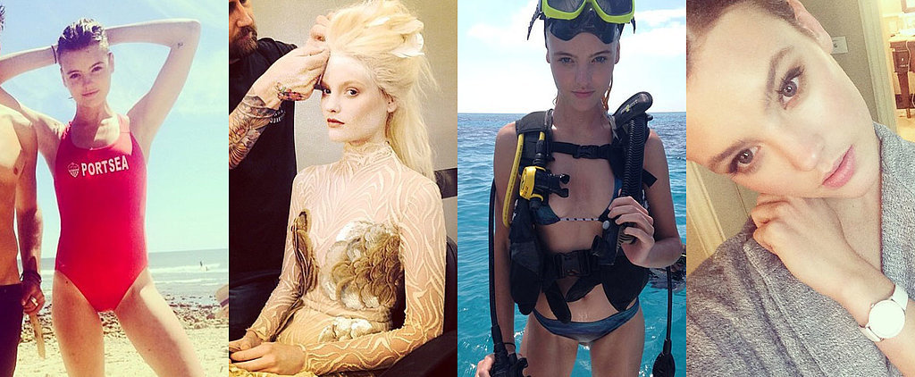 Inside the Glamourous Life of Australia's Biggest Up-and-Coming Supermodel