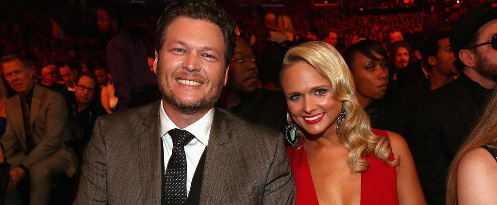 It's a Husband vs. Wife Showdown Between Miranda Lambert and Blake Shelton