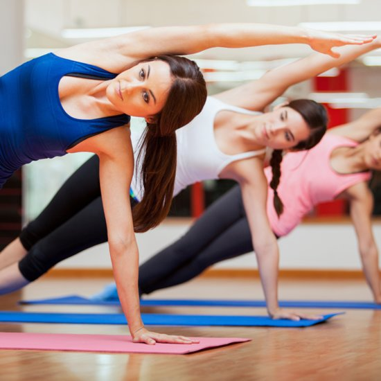 Upper Body Toning Yoga Poses