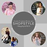 #ShopStyleFW14 – die internationalen Modewochen gehen los!