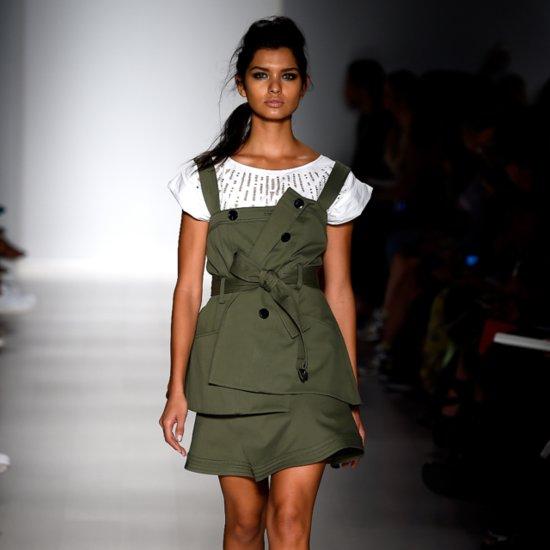 Marissa Webb New York Fashion Week Spring 2015 Runway