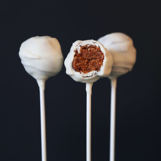 Pumpkin Cake Pops Recipe