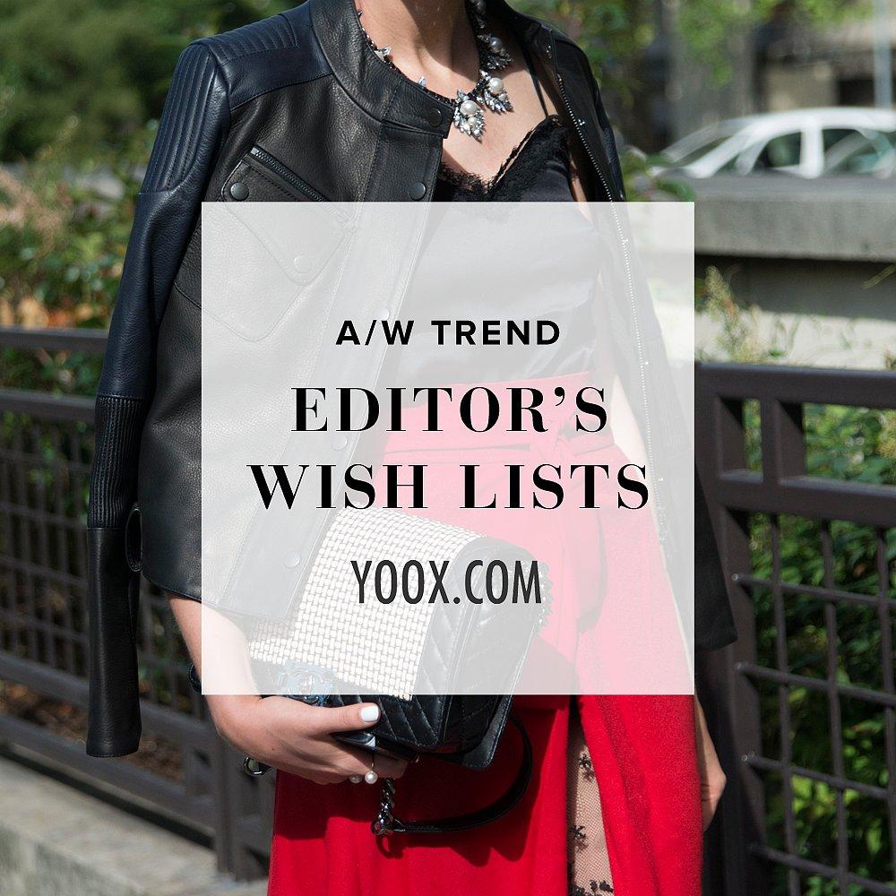 Editor's Wish Lists