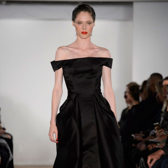 Zac Posen Spring 2015 New York Fashion Week Runway Pictures