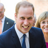 Proud Dad Prince William Can't Hide His Joy After Baby News