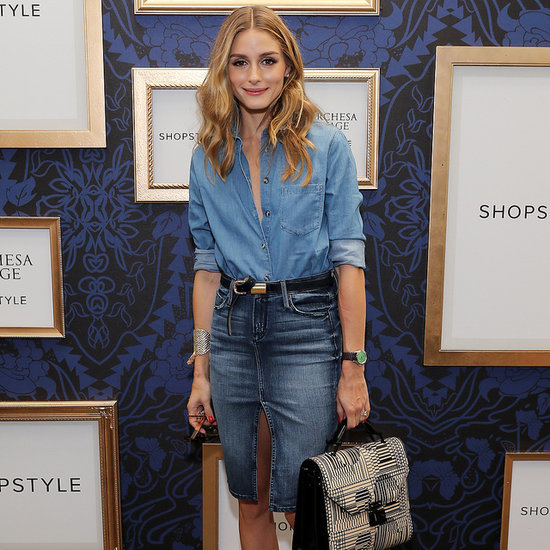Olivia Palermo Dishes on Why She Wore Shorts For Her Wedding