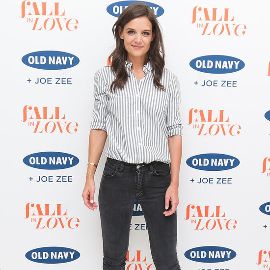 Does Katie Holmes Still Wear Boyfriend Jeans?