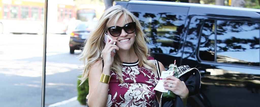 If This Is as Sporty as Reese Witherspoon Gets, We Don't Mind One Bit