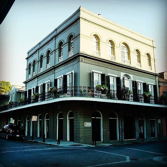 Lalaurie House   POPSUGAR Home
