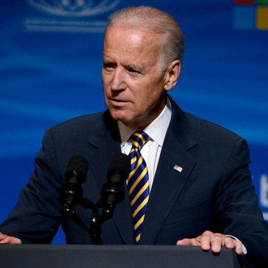 Joe Biden Talking About Domestic Violence on the Today Show