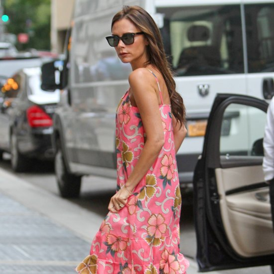 Victoria Beckham Isn't Finished Debuting Her Spring Collection