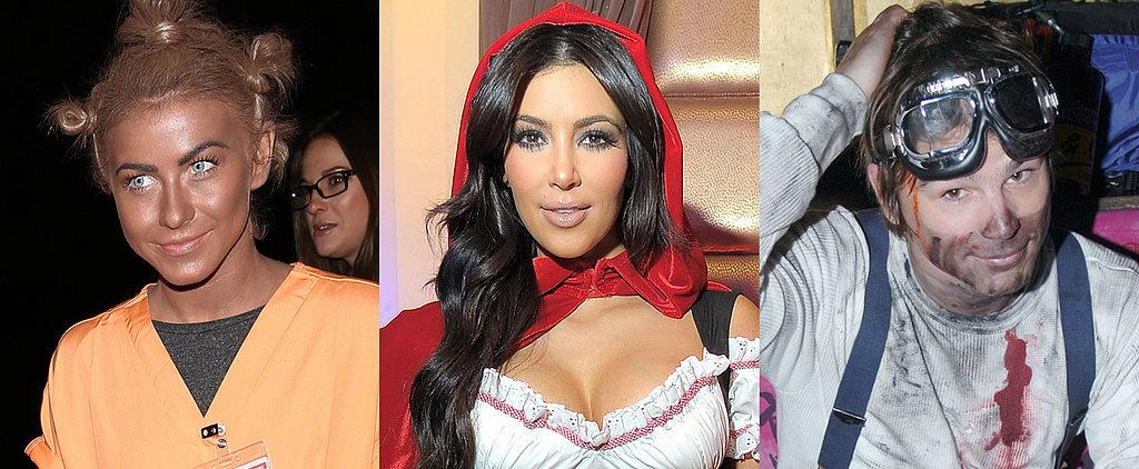 14 Celebrity Halloween Costume Fails