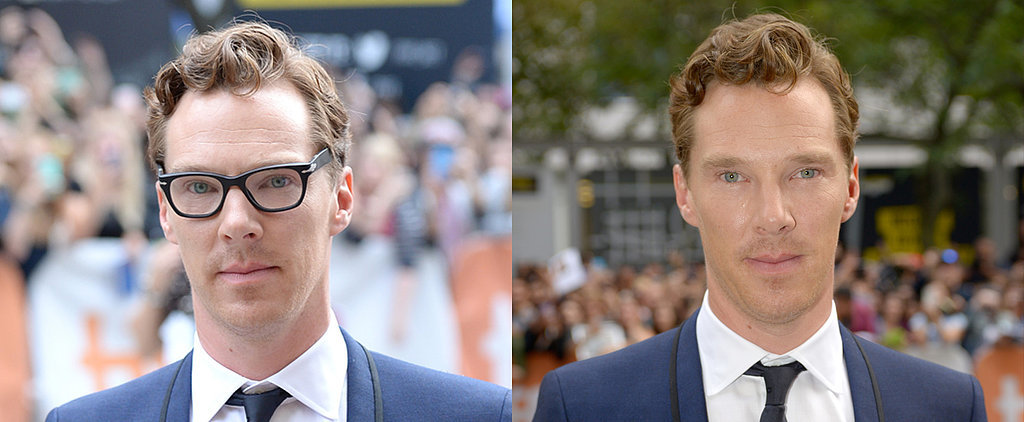 Is Benedict Cumberbatch Hotter With or Without Glasses?