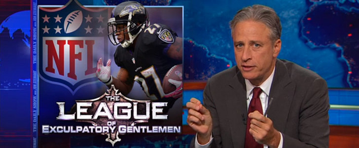 "Jon Stewart Has Some Choice Words For the NFL: ""You Done F*cked Up"""