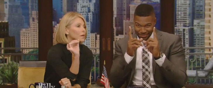 Kelly Ripa Is Very, Very Concerned With the Size of the New iPhone