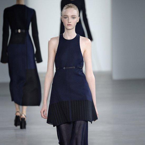 Calvin Klein Spring 2015 New York Fashion Week Show