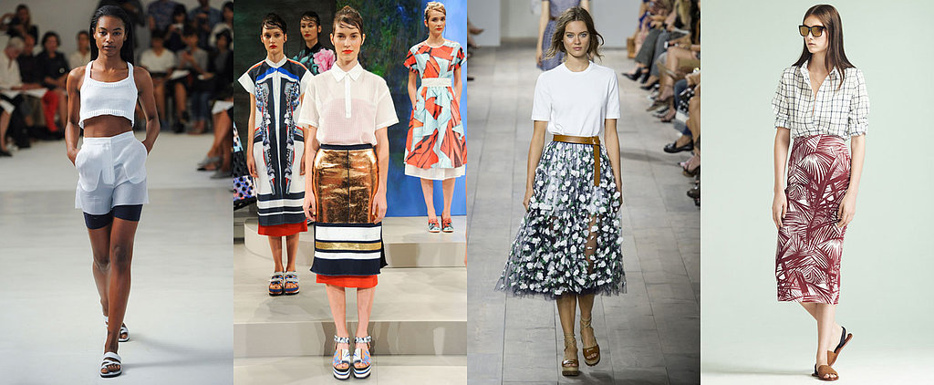 The Hands-Down Most Wearable Looks to Hit the Spring Runways