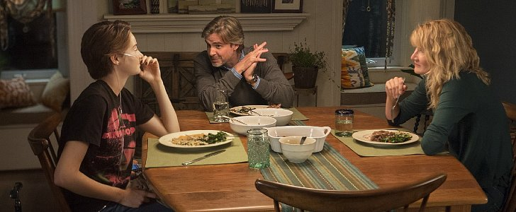 Exclusive: Watch a Sweet Deleted Scene From The Fault in Our Stars