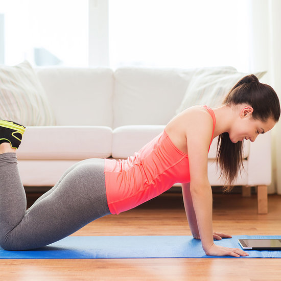 Less Than Ten Minute Tabata Workout