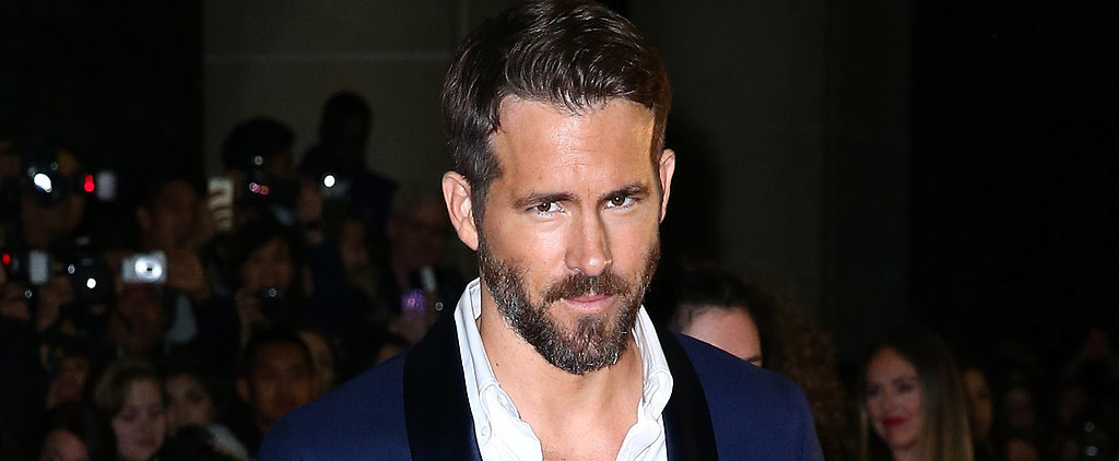 Ryan Reynolds Brings His Hotness to TIFF