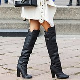 Over the Knee Boots for Autumn 2014