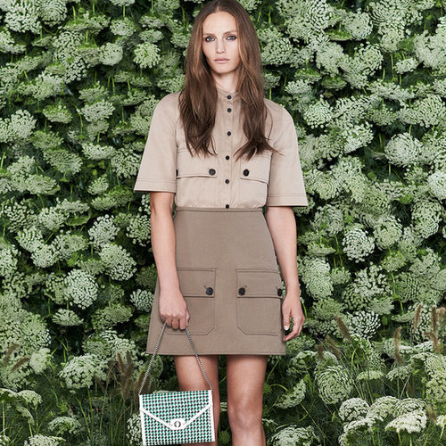 Mulberry Spring 2015 Presentation | London Fashion Week