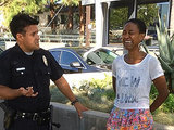 Actress Daniele Watts Claims LAPD Mistakenly Detained Her for Prostitution