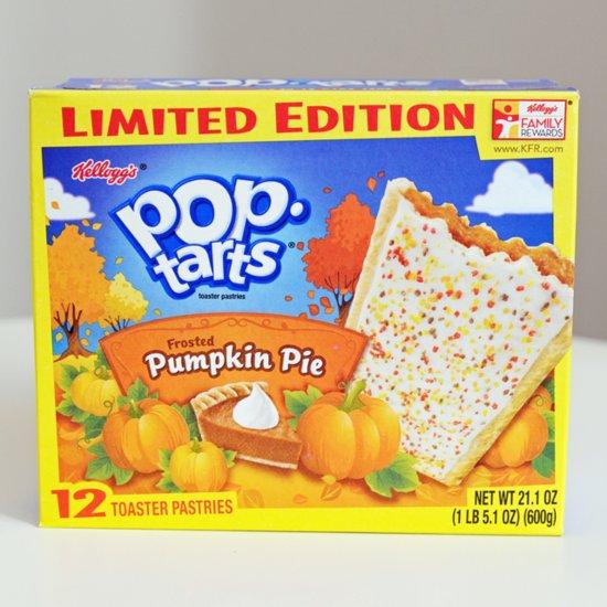 Pumpkin Spice Snacks and Desserts Taste Test