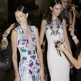 Beauty Looks London Fashion Week