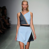David Koma Spring 2015 Show | London Fashion Week