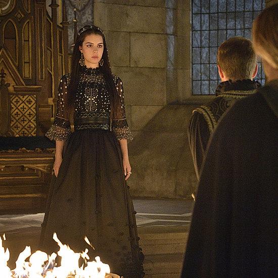 The Black Plague Invades Reign's Season Premiere Pictures
