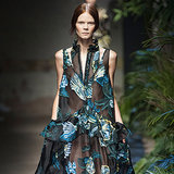 Erdem Spring 2015 Show | London Fashion Week
