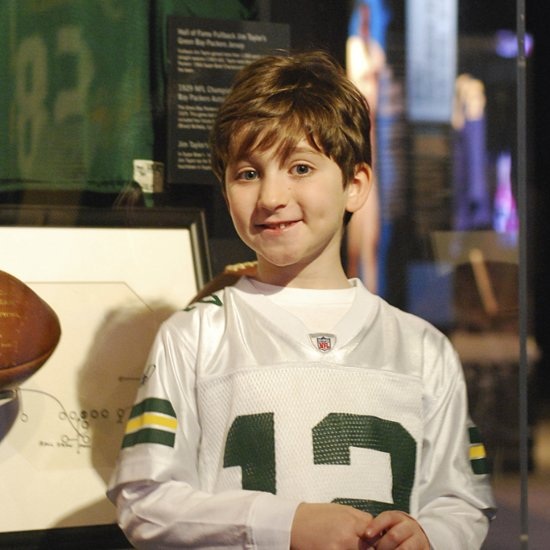 As the Mom of a Young NFL Fan, Our World Is Rocked