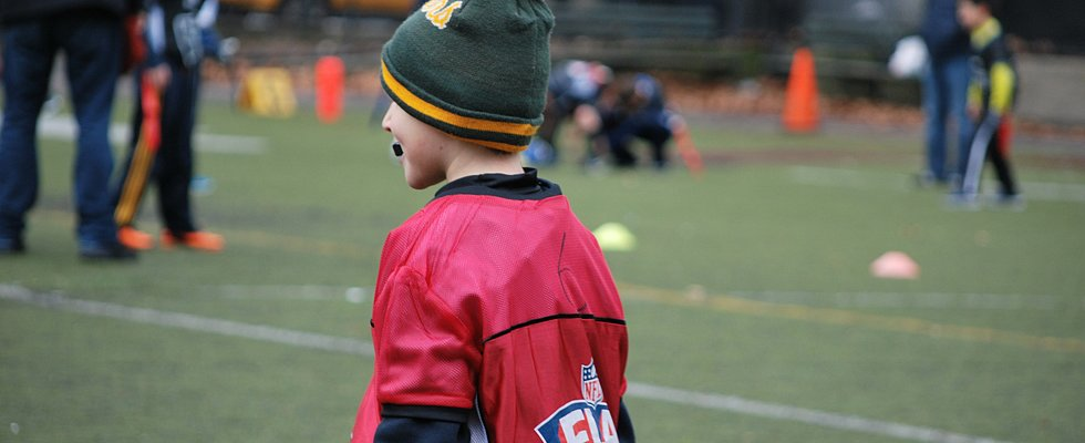 I'm the Mom of a Young NFL Fan, and Our World Is Rocked