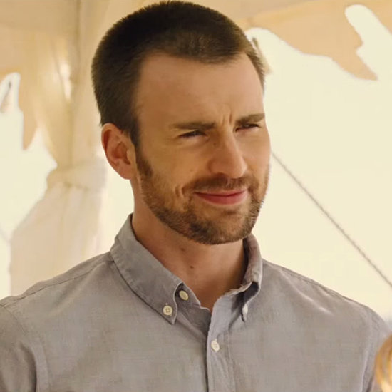 Chris Evans Is Playing It Cool in a New Romantic Comedy Trailer
