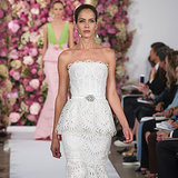 Spring 2015 Fashion Week Wedding Dress Ideas And Inspiration