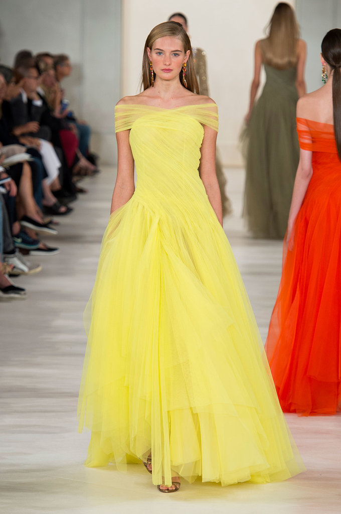 Ralph Lauren Spring 2015 Behold The Most Gorgeous Gowns