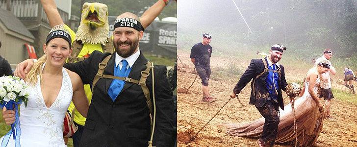 A Wedding of Spartan Warrior Proportions